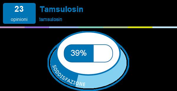 erezione di tamsulosina)